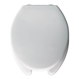 Bemis Medical Assistance Elongated Toilet Seat