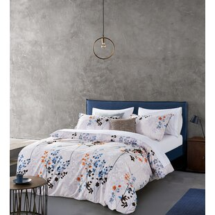 Fazeley Wildflowers Duvet Cover Set