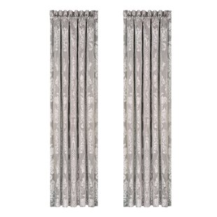 Carly Curtain Panels Set Of 2