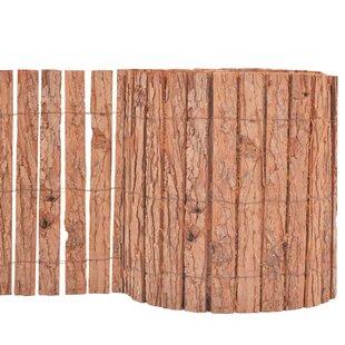 Kayli Garden Fence Bark By Alpen Home