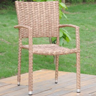 Douglaston Stacking Patio Dining Chair
