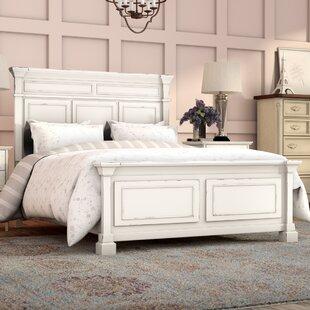 Derwent Panel Bed by Three Posts