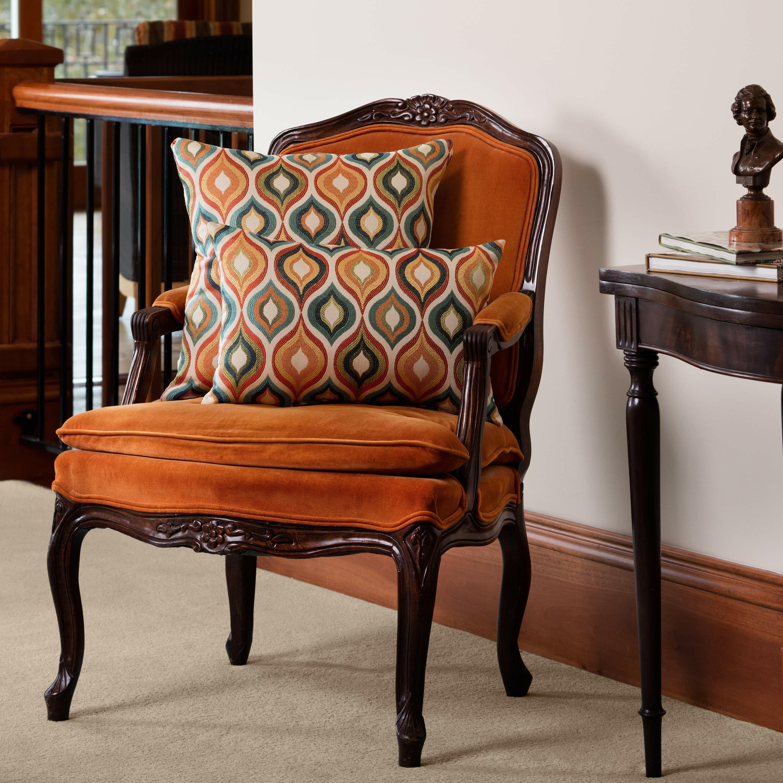 Wrought Studio Vogler Jewel Lumbar Pillow Reviews Wayfair Ca