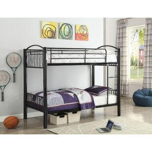 Bargain Kinch Bunk Bed with Guardrail by Zoomie Kids Reviews (2019) & Buyer's Guide