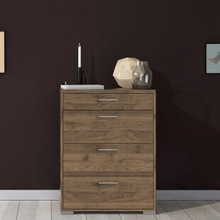 Lamotte 4 Drawer Chest By Ebern Designs