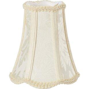 6 Fabric Bell Lamp Shade