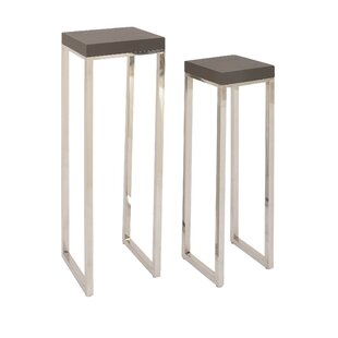 Best Reviews 2 Piece Nesting Plant Stand Set By Cole & Grey