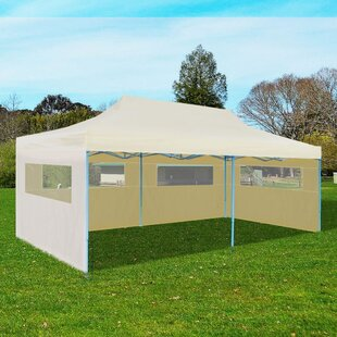 3 X 6m Pop Up Gazebo By Sol 72 Outdoor