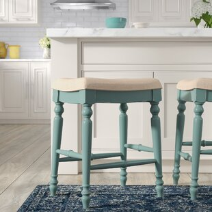 Terrific French Country Glam Backless Bar Stools Youll Love In Ibusinesslaw Wood Chair Design Ideas Ibusinesslaworg