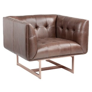 Club Armchair by Sunpan Modern