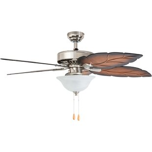 Read Reviews 52 Monterry 5 Blade LED Ceiling Fan By Bay Isle Home