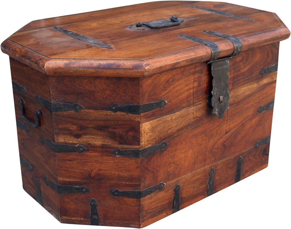 LoftDesigns Truhe / Tisch Shobha 70 x 33 cm