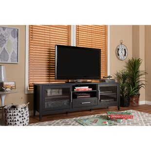 Comparison Jon TV Stand for TVs up to 70 by Latitude Run Reviews (2019) & Buyer's Guide