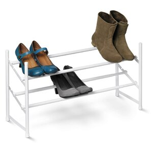 Looking for Expandable 2-Tier Shoe Rack By Honey Can Do