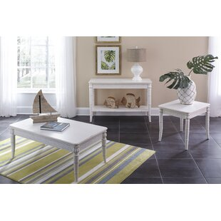 Panama Jack Home Isle of Palms 3 Piece Coffee Table Set