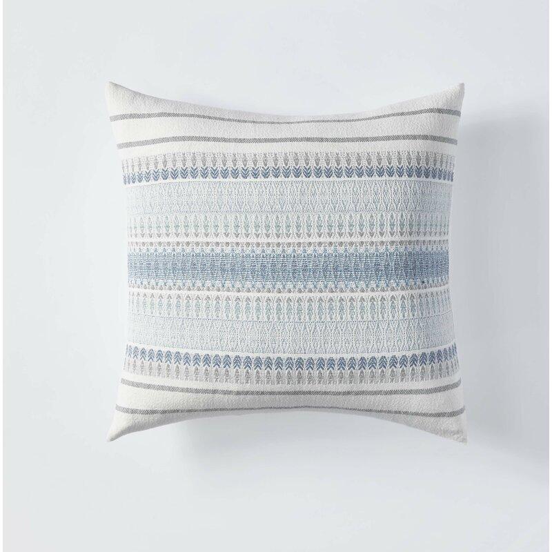 Coyuchi Square Cotton Pillow Cover Reviews Wayfair