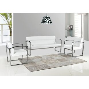 Shopping for Nimitz Mint Modern 3 Piece Living Room Set by Orren Ellis Reviews (2019) & Buyer's Guide