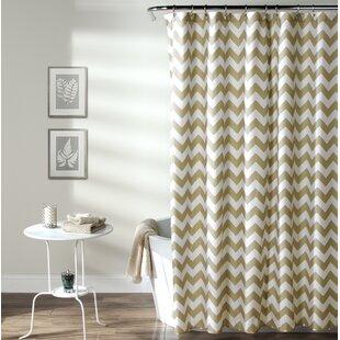 Primey Shower Curtain