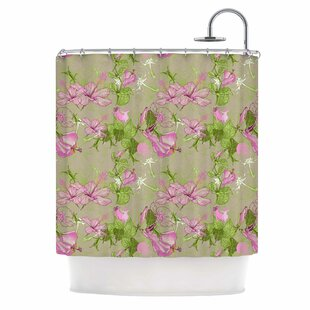 Romantic by Alisa Drukman Single Shower Curtain