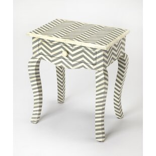 Bungalow Rose Eliot End Table