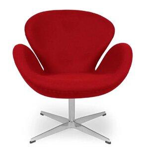 Orren Ellis Tomblin Swivel Lounge Chair