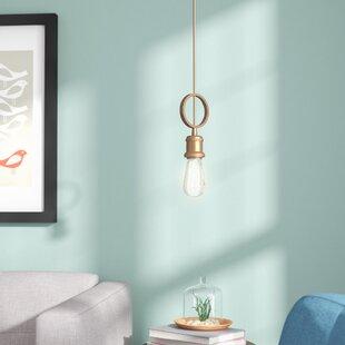 Best Rother 1-Light Mini Pendant ByLangley Street