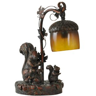 Provenzano Just Trying To Get A Nut 15 Table Lamp