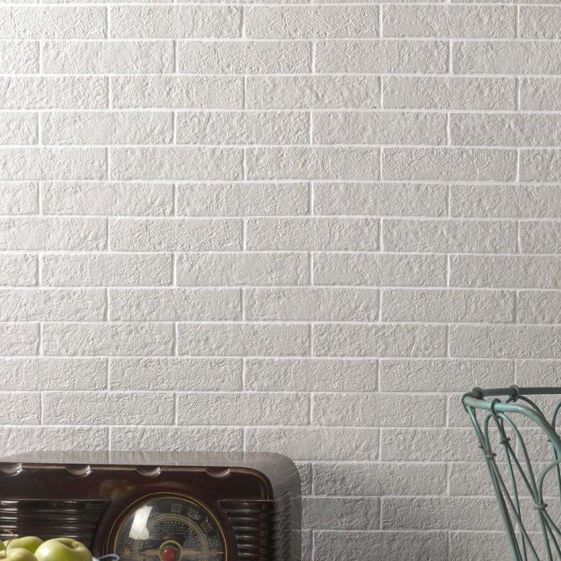 Travistilesales Brick One 3 X 12 Porcelain Subway Tile In Bianco