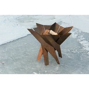 Curonian Phoenix Blossom Solid Steel Wood..