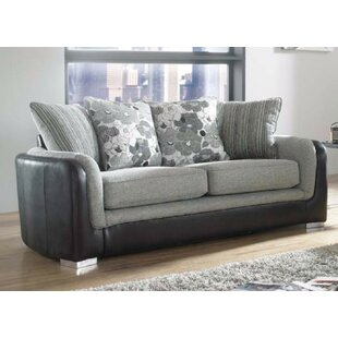 Lisbon 3 Seater Sofa By Winchester Leather Ltd