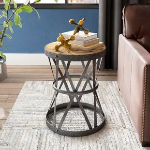 Great Price Everett End Table By Trent Austin Design