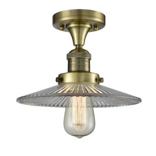 Katalina 1-Light Semi Flush Mo..