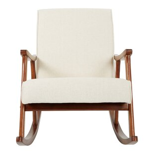 Amir Rocking Chair by Ophelia & Co.