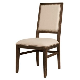 Parfondeval Wood Frame Side Chair (Set of 2)