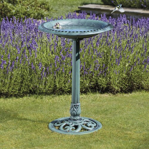 Totten Bird Bath Sol 72 Outdoor