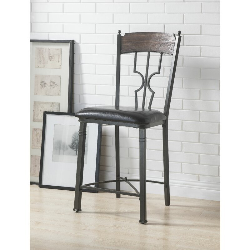 Fabulous August Grove Bar Stools Counter Height Stools Bar Stool Bralicious Painted Fabric Chair Ideas Braliciousco