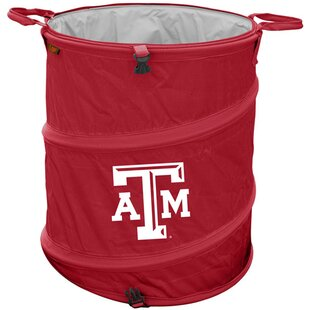 Affordable Collegiate Pop Up Hamper Texas A and M By Logo Brands