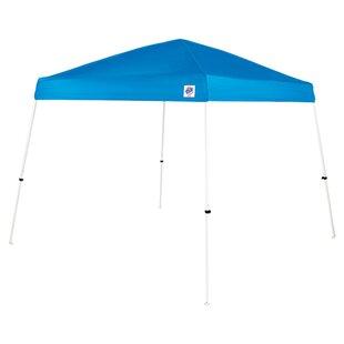 Vista 12 Ft. W x 12 Ft. D Steel Pop-Up Canopy by E-Z UP