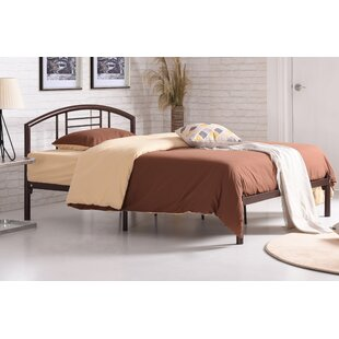 Platform Bed by Hodedah Today Sale Only