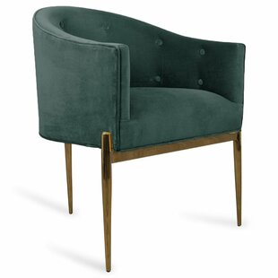 Best Choices Art Deco Upholstered Dining Chair by ModShop Reviews (2019) & Buyer's Guide