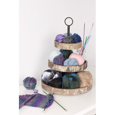 Wood Cake Amp Tiered Stands You Ll Love In 2019 Wayfair