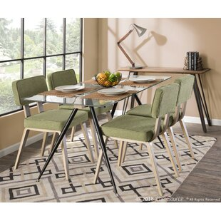 Mccullar Upholstered Dining Chair (Set of 2) Brayden Studio