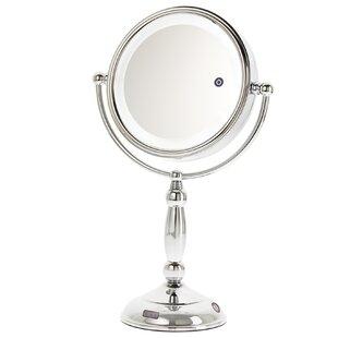 Cornelio Chrome LED Sensor Mirror ByDarby Home Co