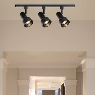 Basic Step Liner 3-Light Track Lighting Kit by Catalina Lighting