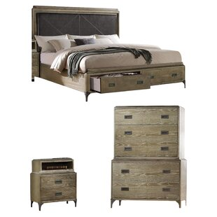 Cosima Panel Configurable Bedroom Set