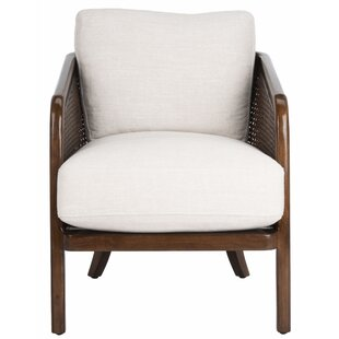 Adonis Barrel Chair by Bay Isle Home