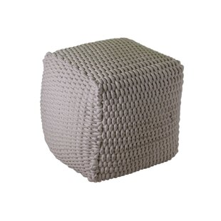 Washington Pouffe By August Grove