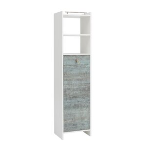 Isabell 40.2 X 166.5cm Free-Standing Cabinet By Longshore Tides
