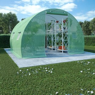 Cassandrea 10 Ft W X 10 Ft D Greenhouse By Sol 72 Outdoor