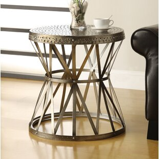 Hansley End Table by Williston Forge